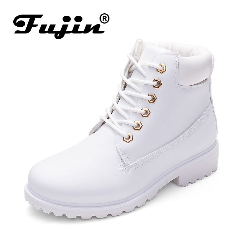 2017 spring fall winter Top Quality Comfortable Platform Boots Women Ankle Boots Suede Rubber Boots female lady Botas shoes
