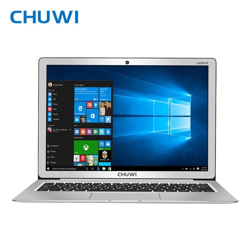 Original CHUWI LapBook 12.3 Inch Laptop Intel Apollo Lake N3450 Windows10 Quad Core 6GB RAM 64GB ROM 2K Screen M.2 SSD Ports