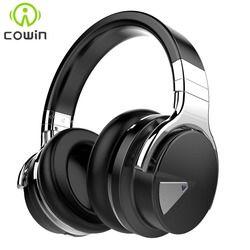 Cowin e-7 активного шумоподавления bluetooth наушники беспроводные для телефона компьютера блютуз гарнитура наушники с микрофоном для айфона