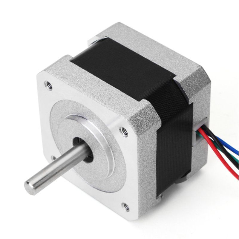 NEMA17 0.9 Degree 42mm Two Phase Hybrid Stepper Motor 1.33A 34mm For CNC New Arrival
