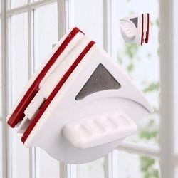 Double Face Magnétique Fenêtre En Verre Cleaner Aimants Brosse Accueil Assistant D'essuie-Glace Nettoyage De Surface Pinceis Outils 3-8mm/15-24mm