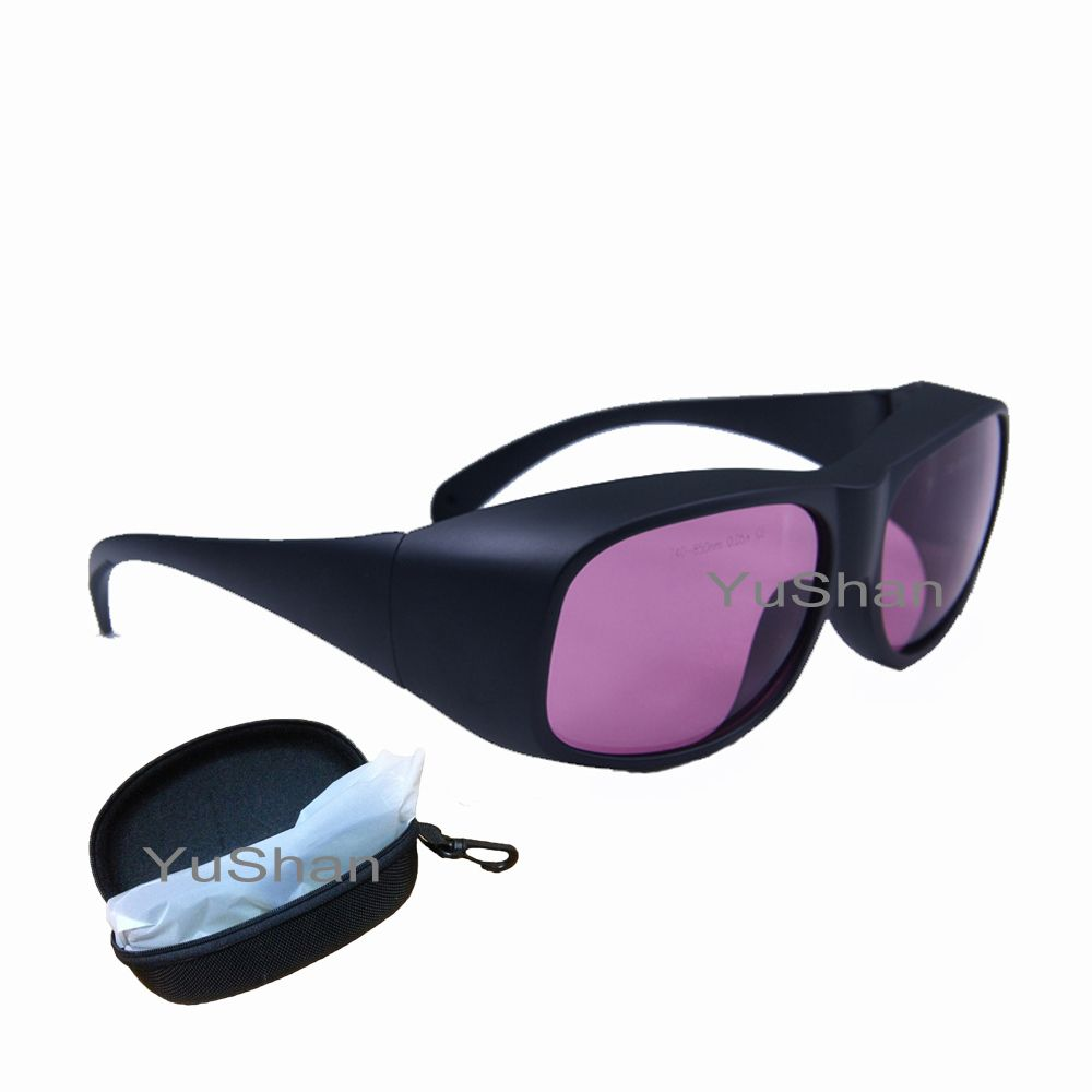 ATD 740-850nm ,Alaxandrite and Diode Laser protection Glasses Multi Wavelength Laser Safety Glasses
