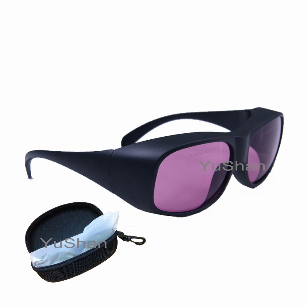 Lunettes de protection Laser ATD 740-850nm, Alaxandrite et Diode lunettes de sécurité Laser multi-longueurs d'onde