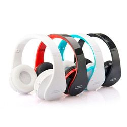 Professional Foldable Wireless Bluetooth Headphone Super Stereo Bass Effect Portable Headset Game Play Assistant Video Game Head