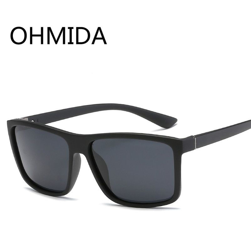 Ohmida мода пилот Солнцезащитные очки для женщин Для мужчин поляризационные UV400 Высококачественная брендовая одежда Дизайн Для Мужчин's Защит...