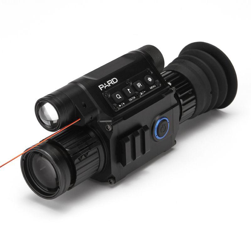 PARD NV008 200 M CCD digital endscope nachtsicht Zielfernrohr Standard Picatiny Nacht Sehenswürdigkeiten Jagd Nachtsicht zielfernrohr
