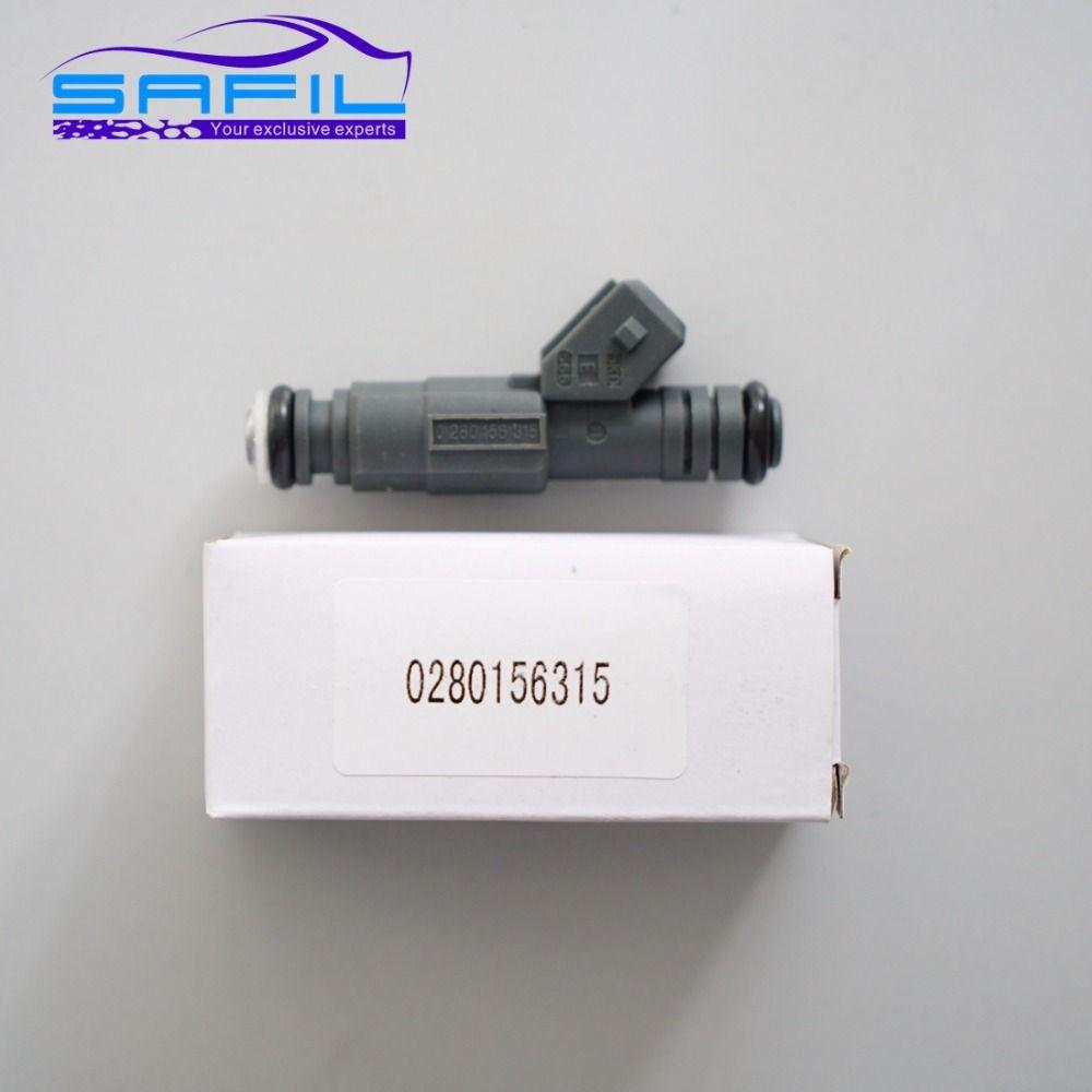 fuel injector for Geely Meiri star three cylinder Youliou Xiali N3 OEM: #0280156315