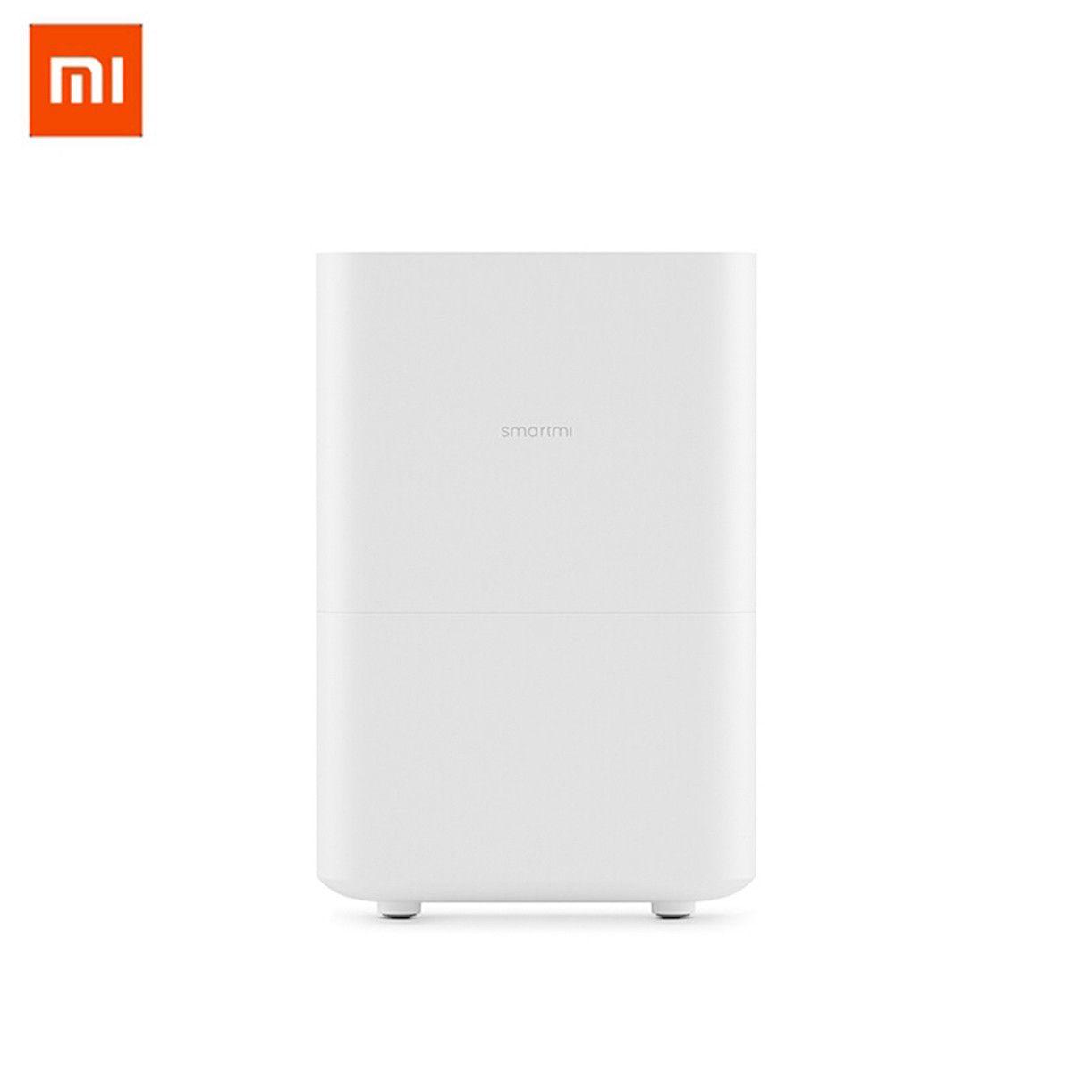 Xiaomi Mijia Original Smartmi Natural Evaporative Pure Humidifier Air dampener Aroma diffuser 4L Water Tank APP Remote Control
