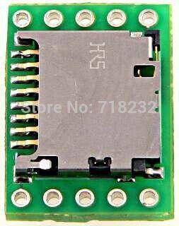 Карта Micro SD адаптер для teensy Micro SD (TF) (TNY003)