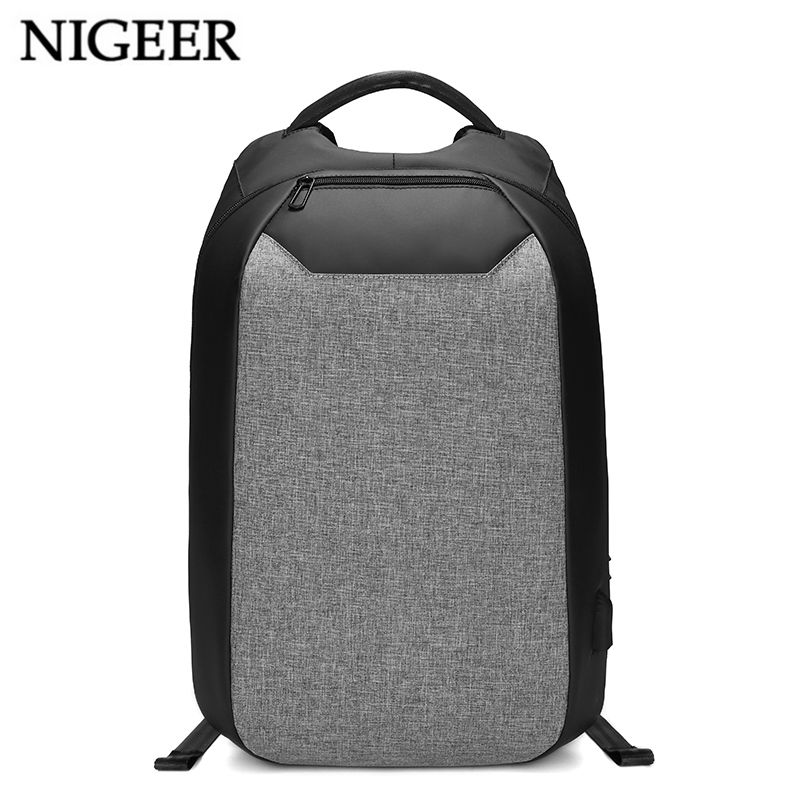NIGEER Multifunction Travel Backpack Anti-theft 15.6