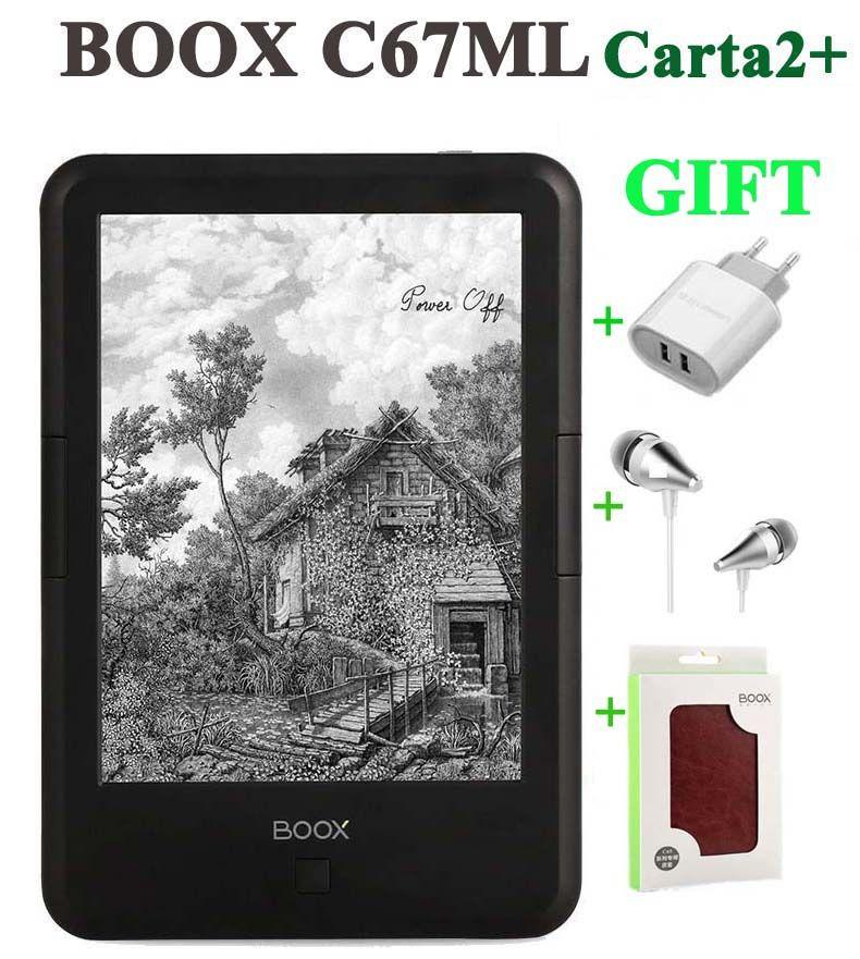 New ONYX BOOX C67ML Carta2+ ebook reader 6