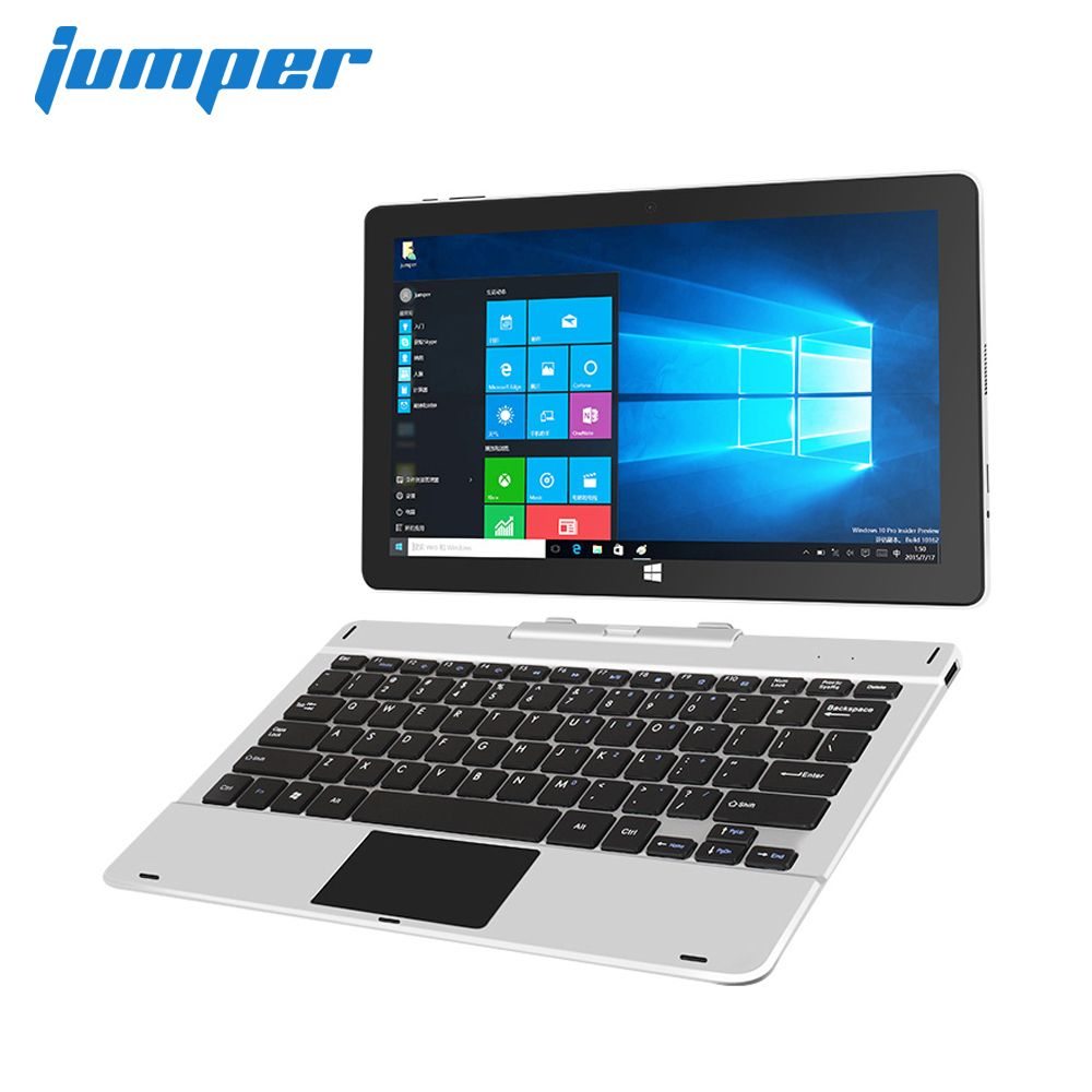 Jumper EZpad 6/6s Pro 2 in 1 tablet 11,6 zoll 1080P IPS display tablet pc Apollo see N3450 6GB 64 GB/128 GB windows 10 tabletten