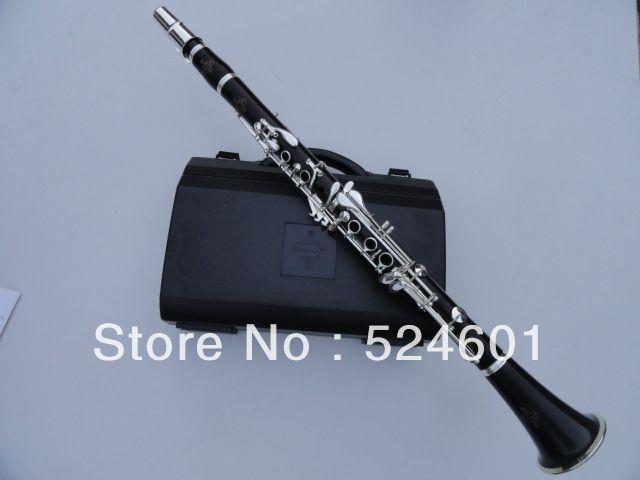 Brand New Buffet Crampon&Cie APARIS Clarinet 17 Key Bb with Case / 1986 E13 Ebony Wood Tube Playing Musical Instruments