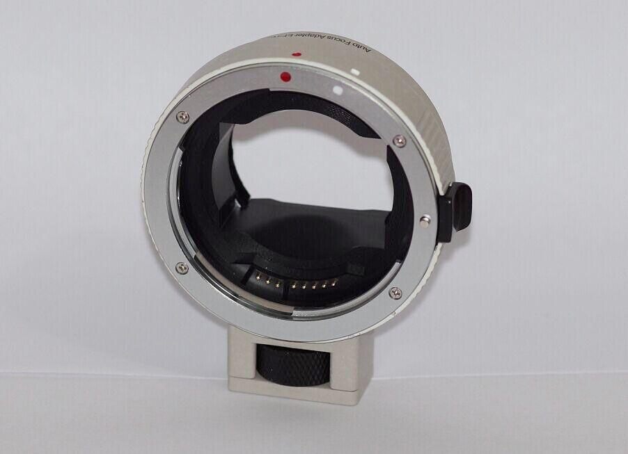 NEUE weiß Autofokus EF-EMOUNT FX Objektiv Mount Adapter für Canon EF Ef-s-objektiv für Sony NEX E Mount 3/3N/5N//A7 A7R Volle rahmen