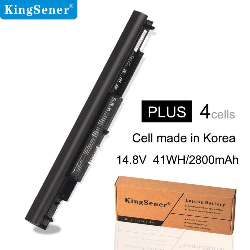 KingSener Nouveau HS04 batterie d'ordinateur portable Pour HP Pavilion 14-ac0XX 15-ac121dx 255 245 250 G4 240 HSTNN-LB6U HSTNN-PB6T/PB6S HSTNN-LB6V