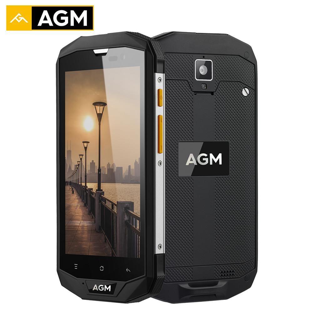AGM A8 4GB RAM 64GB ROM 5.0