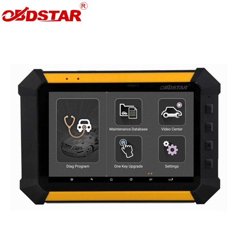 OBDSTAR X300 DP X-300DP PAD Tablet Key Programmer Full Configuration Auto Diagnostic Program Tool X300 DP Better Than X300 Pro