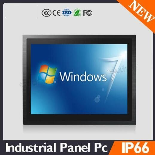 OEM ODM 12,1 zoll industrie-panel-pc touch screen computer all-in-one-computer
