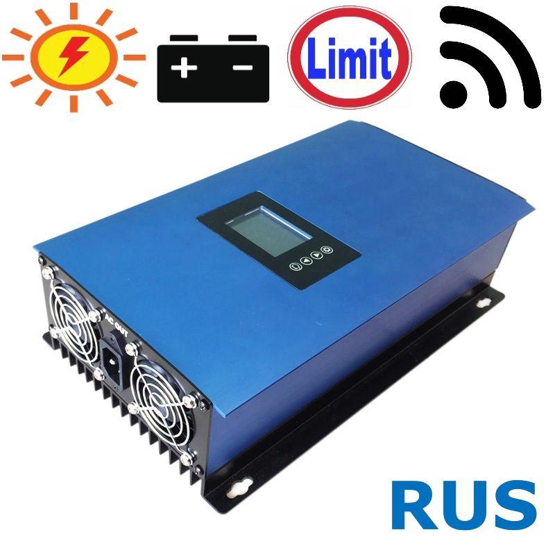 1000 watt Solar Grid Tie Inverter mit Limiter für Solar Panels/Batterie DC 22-65 v/45 -90 v AC 110 v 120 v 220 v 230 v 240 v