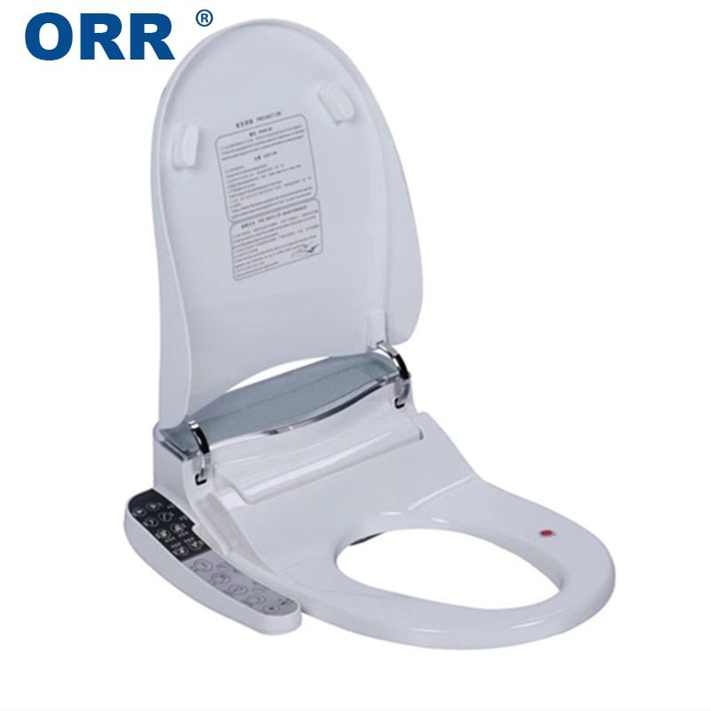 intelligent Smart Toilet seat cover lid bidet air dry massage heat clean ORR