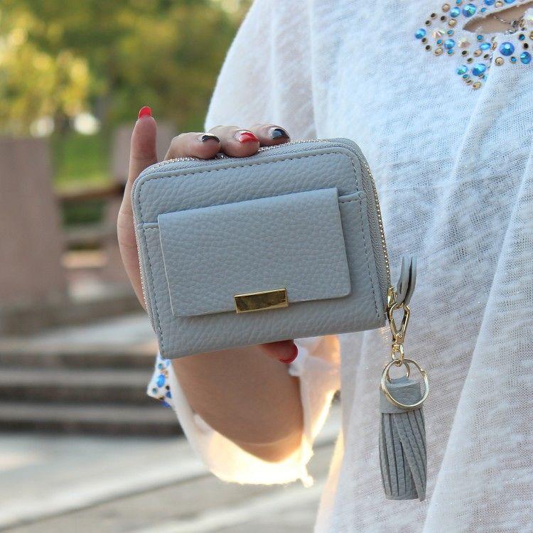 Высокое качество квадратный женские портмоне держатели бумажник, кожаные женские деньги дизайнер кошельки известных брендов женщин mcot