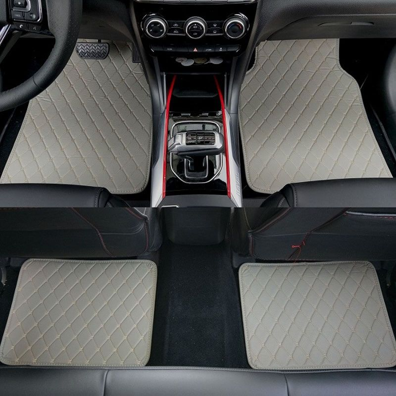 ZHAOYANHUA Custom fit Universal car floor mats for All Models BMW 3 series E90 E91 E92 E93 318d 320d 320i 325i 328 carpet liner