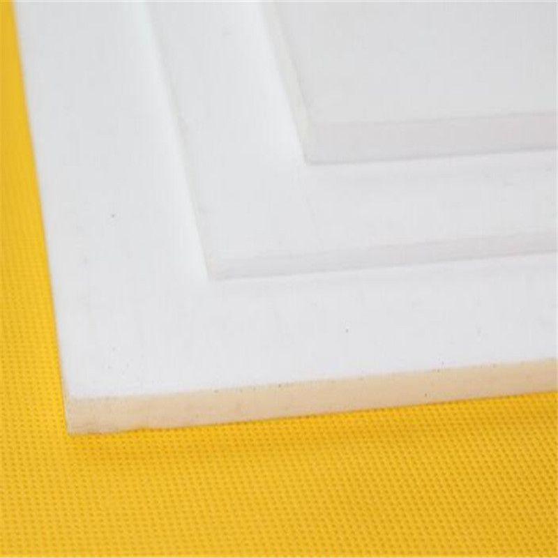 1 шт. ptfe Простыни тефлон плиты polytef размер плиты на заказ 500 мм * 500 мм