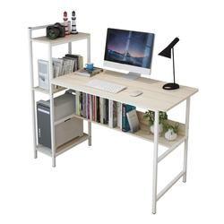 Escritorio simple económico con un moderno escritorio de la computadora combinación