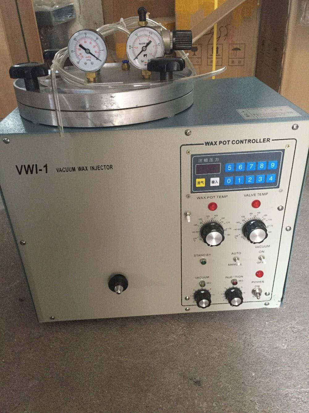 Auto-Adjustable Pressure Wax Injector wax mold injection machine joyeria
