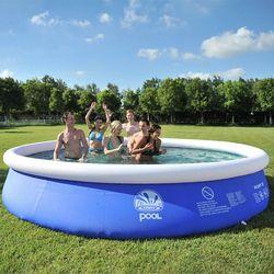 Dewasa Besar Bayi Inflatable Kolam Renang Anak Ocean Kolam Renang Ditambah Ukuran Besar Anak-anak Anak-anak Kolam Renang Ramah Lingkungan