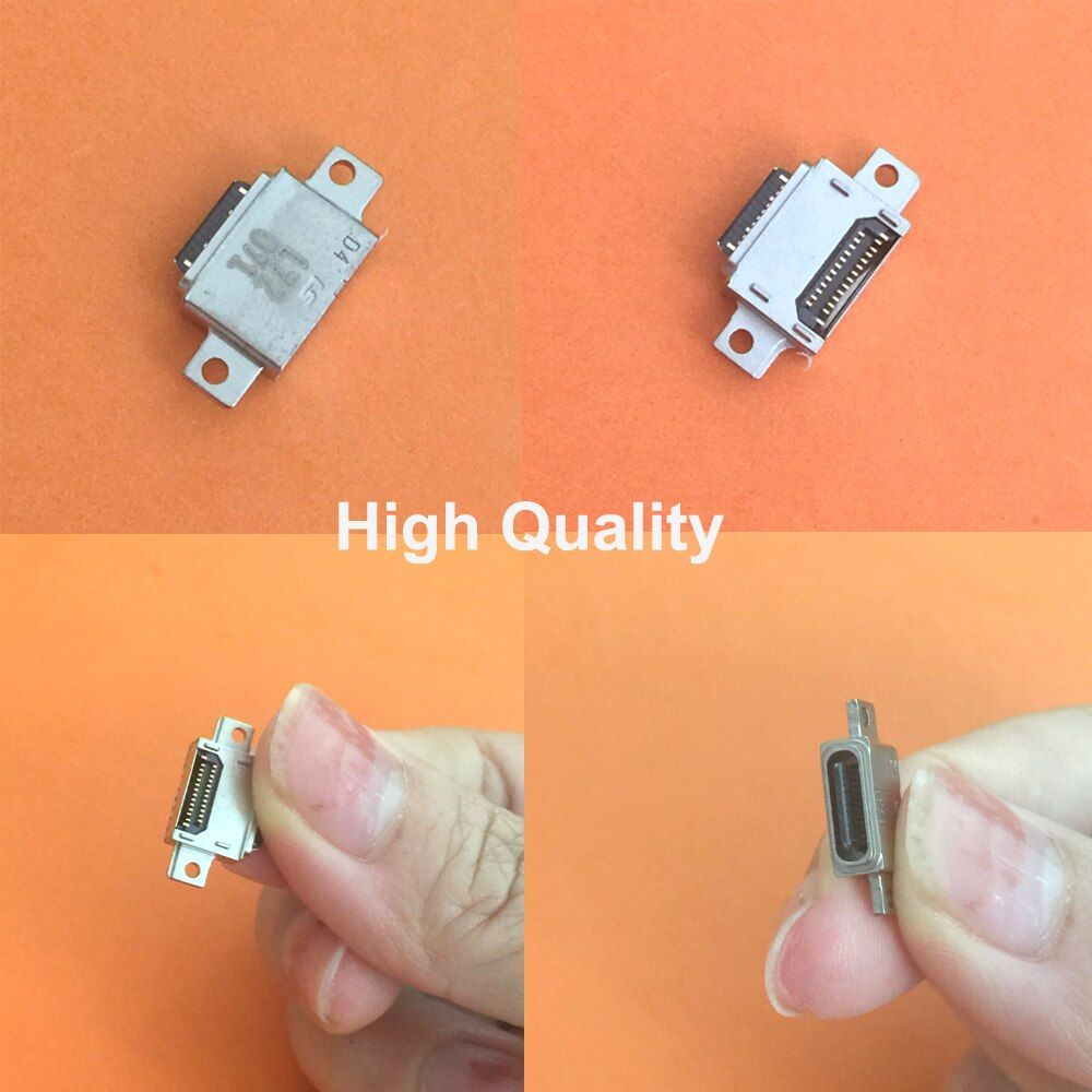 10/20/50/100pcs For Samsung Galaxy S8 G950 S8 Plus G955 26pin USB Charging Port Connector Plug Socket Dock Replacement Part