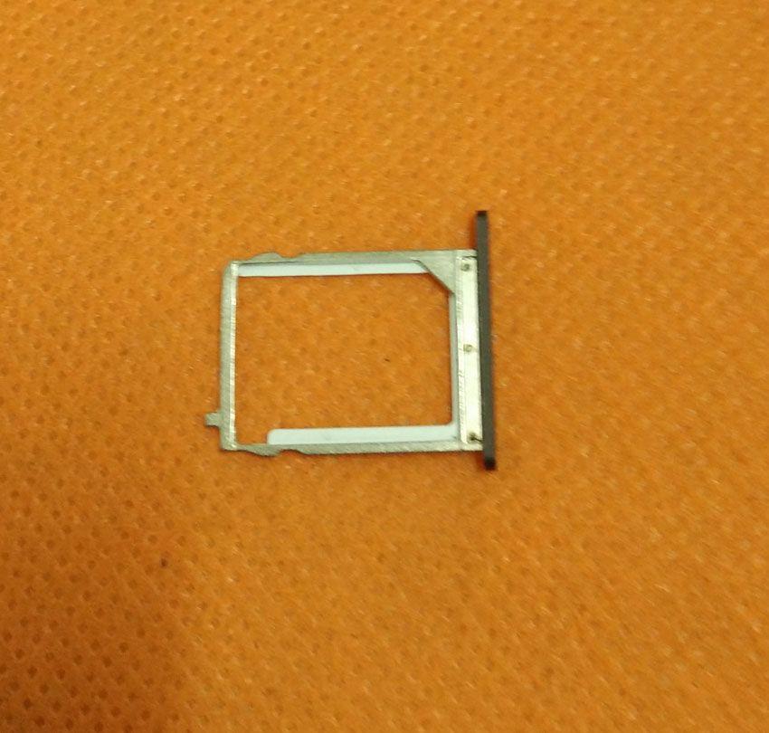 D'origine Sim Card Holder Plateau Fente Pour Carte pour Vernee Apollo Lite HelioX20 MTK6797 Deca Core 5.5 FHD Livraison Gratuite