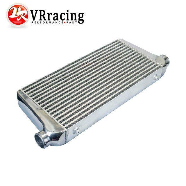 VR RACING - 600*300*76mmUniversal Turbo Intercooler bar&plate OD=2.5