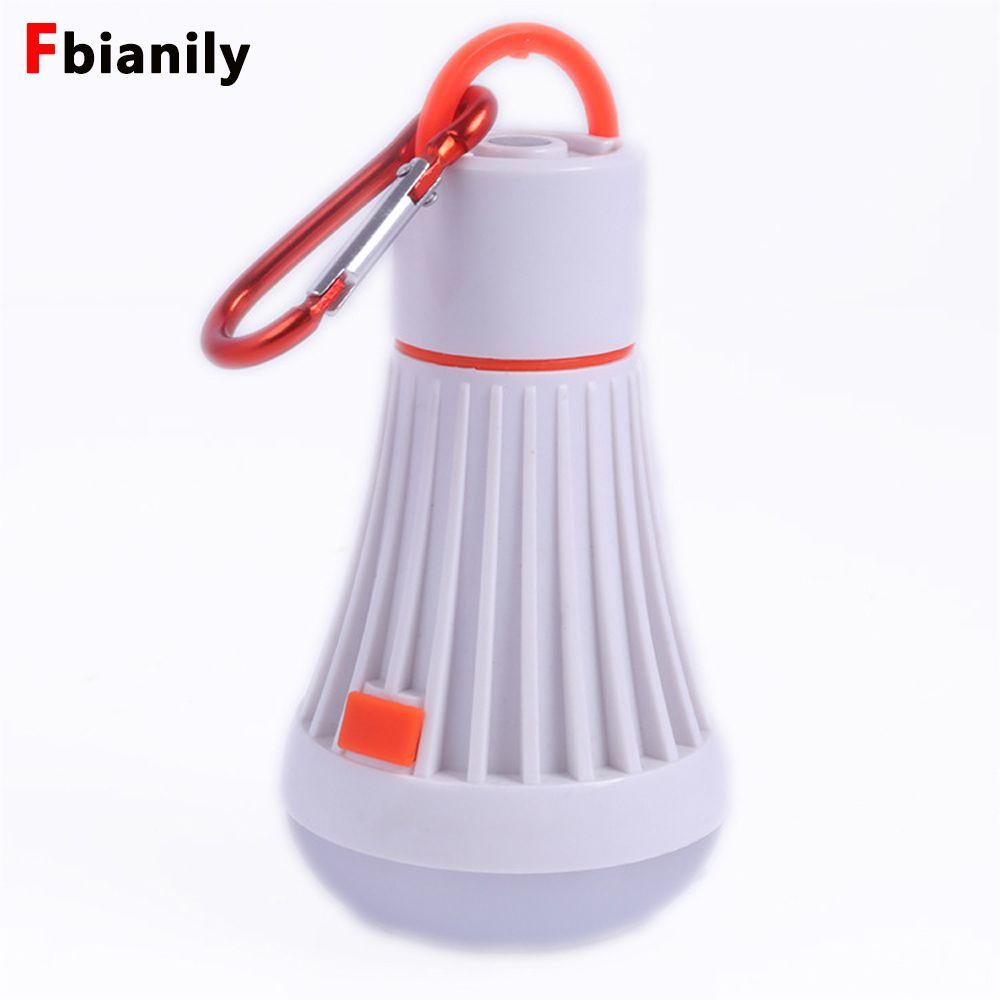 3W Portable Camping Tent Light Torch Lantern Flashlight Hanging LED Lamp Task Lighting AAA 18650 Lanterna LED 4 Modes ABS 6LED