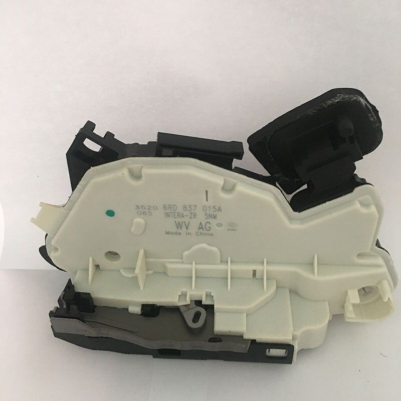 Door Lock Latch Actuator Driver Side Front Left for VW Golf MK6 MK7 Passat B7 Polo Skoda Yeti 5K1 837 015 C/6RD 837 015 A