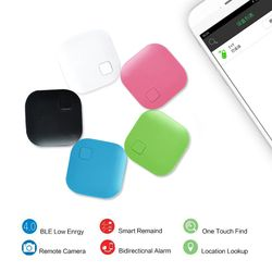 Bluetooth Smart activity Tracker Anti Lost Detector Tester Sensor Alarm Tag iTag Key Finder for phone Wallet Kids keychain pets