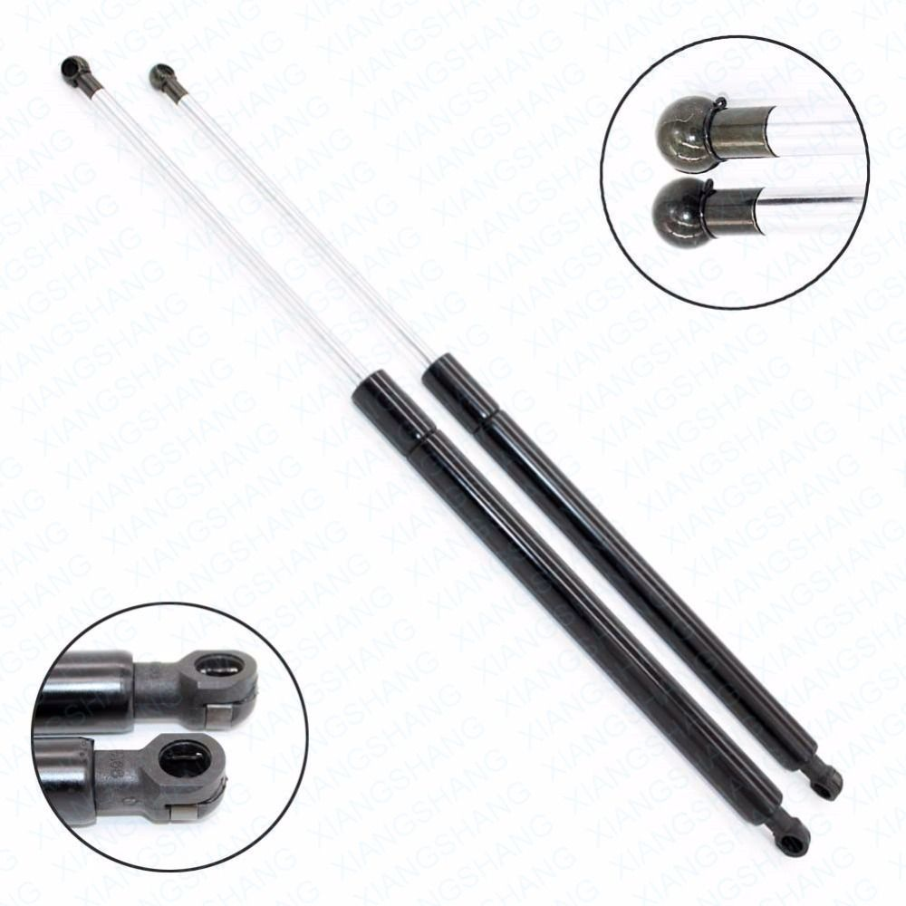 (2) Auto Rear Hatch Boot Gas Struts Spring Charged Lift Support For 2004 2005 2006 2007 Toyota Prius