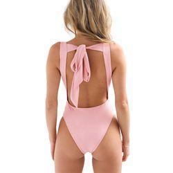 Sexy Body Femmes Sans Manches Combishort Dos Nu D'été Moulante Salopette Courte Barboteuses Femmes Salopette Club Corps Femme