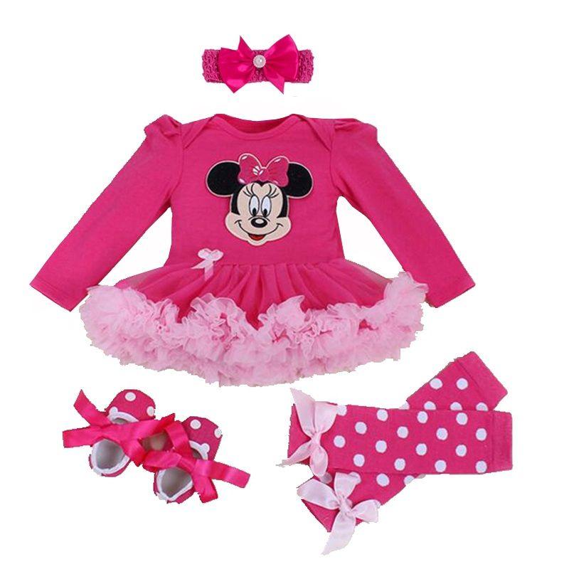 Infantile bébé fille Costume d'été nouveauté Costume bébé baptême vêtements ensembles Bebe barboteuses fête d'anniversaire Cosplay cadeau 3 6 9 12 18 24 M