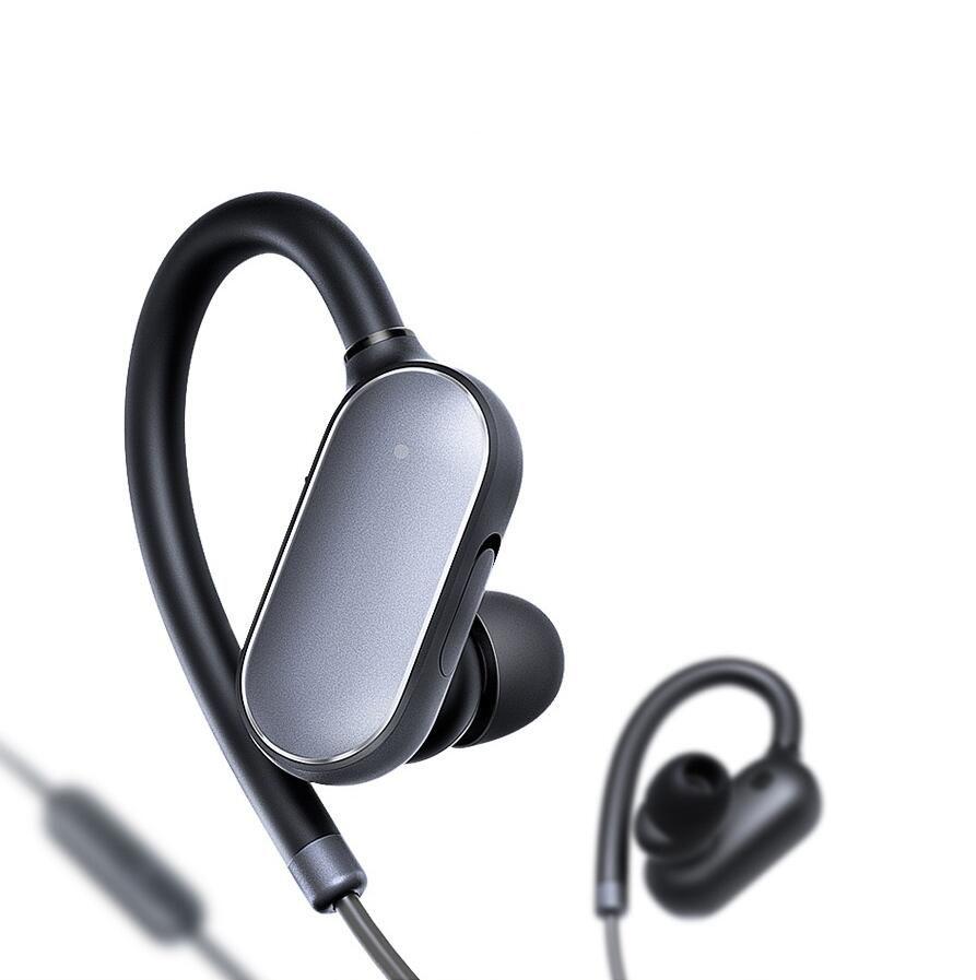 Hot Xiaomi Sport Bluetooth 4,1 in ohr Kopfhörer Musik Kopfhörer Mic Wasserdichte Drahtlose kopfhörer für Xiomi Mi6 Smartphone