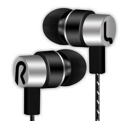Universal 3.5mm In-ear Earphone 3.5mm Super Bass Headset Hifi Stereo Music Earbuds Sport Earphones For Mobile Phone
