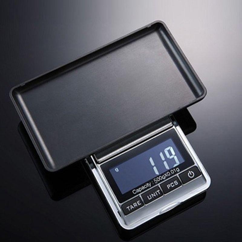 500g 0.01 numérique bijoux balances 500g 0.01g électronique cuisine gramme échelle précision poche laboratoire poids Balance PCS Tare fonction