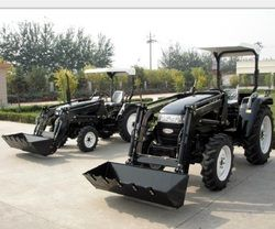 Tractor Front End Loader With Bucket For 50-70hp Tractor