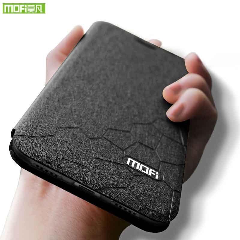 For xiaomi redmi 7 case for xiaomi redmi 7 cover Mofi silicon redmi 7 leather luxury filp case for xiaomi redmi 7 pro case 6 26