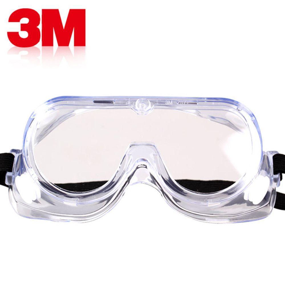 3 Mt 1621AF Anti-auswirkung und chemikalienspritzer Goggle Brille Schutzbrille Wirtschaft klar Anti-fog-objektiv Augenschutz Arbeit
