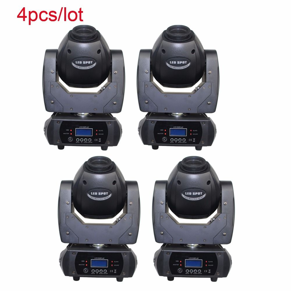 60W LED moving head spot stage light with prism dmx light 12ch for home party/ night club/ disco