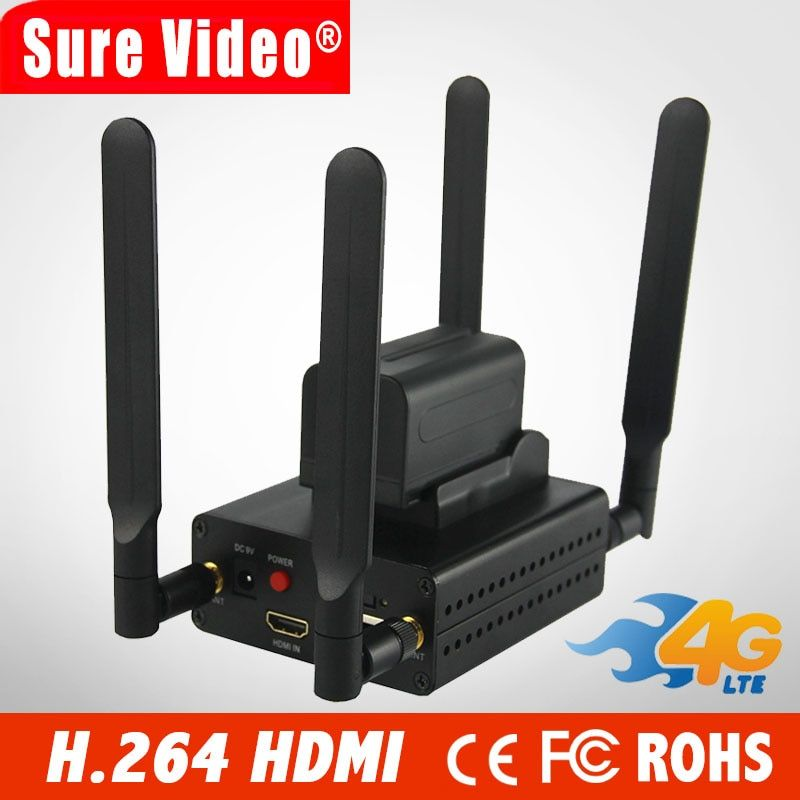 Best H.264/H264 4 г hdmi к ip-кодер IPTV потоковым Энкодером Беспроводной видео передатчик Wi-Fi RTMP RTSP HLS Поддержка