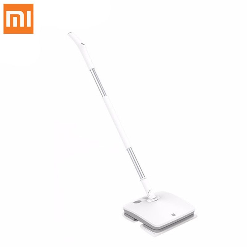 Xiaomi SWDK-D260 Handheld Electric Floor Mop Wireless Mijia Wiper Floor Washer Mopping <font><b>Robot</b></font> Household Cleaning With LED Light