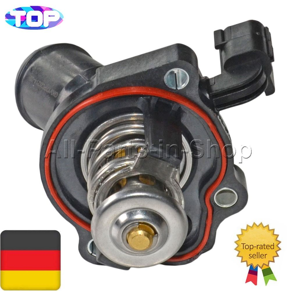 NEW FOR FORD MONDEO MARK 3 THERMOSTAT COOLANT CALORSTAT 1S7G8575AH 1217827,1302261,1S7G8575AJ , LF01-15-170