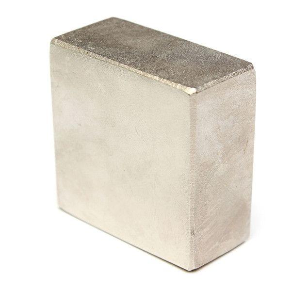 Neodym-magneten 2015 Begrenzte Neue Iman Neodimio Magneten Neodym Disc N52 50x50x25mm Block Magnet Super starke Seltenen Erden